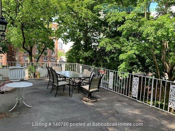 4 bedroom with shared garden & private terrace Home Rental in Bronx County, New York, United States 1