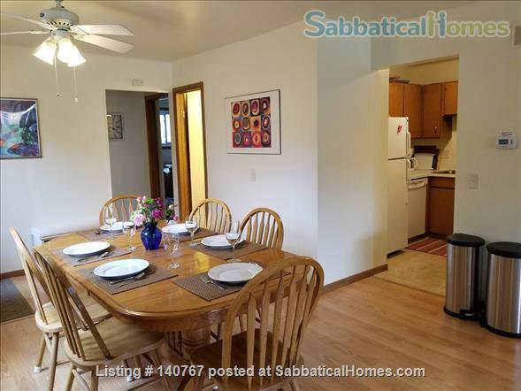 Ideal Madison Location  Home Rental in Madison, Wisconsin, United States 6