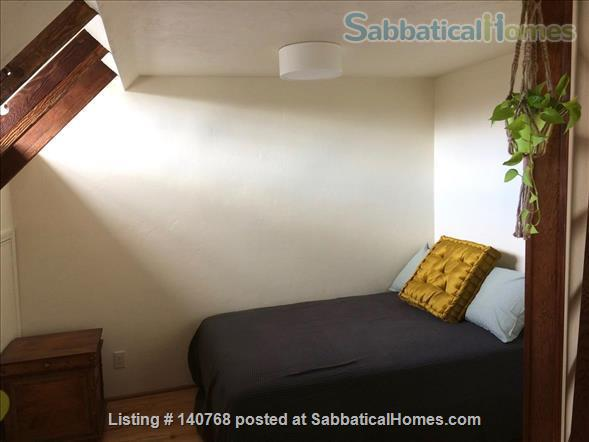 Craftsman house with garden four blocks from campus Home Rental in Eugene, Oregon, United States 4