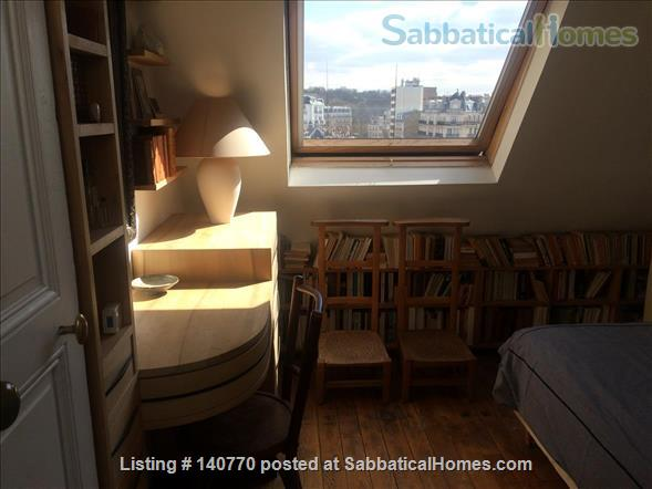 Apartment with view over Paris  Home Rental in Paris, IDF, France 2