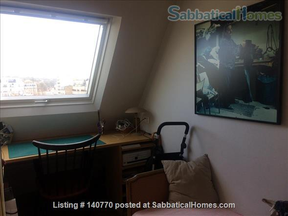 Apartment with view over Paris  Home Rental in Paris, IDF, France 4