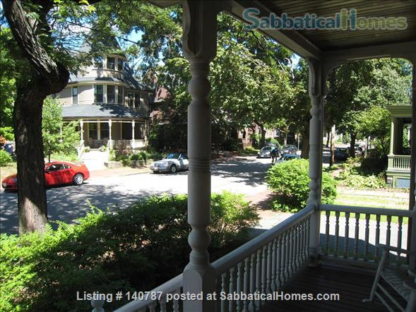 WALK TO HARVARD - One Bedroom with Study, in-unit laundry, heat & all utils Home Rental in Cambridge 2