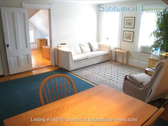 WALK TO HARVARD - One Bedroom with Study, in-unit laundry, heat & all utils Home Rental in Cambridge 0