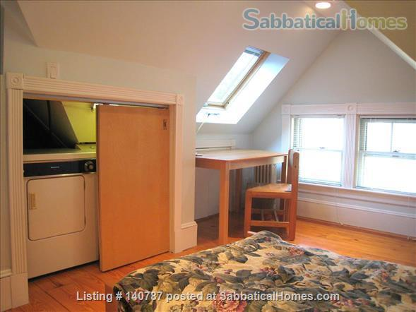 WALK TO HARVARD - One Bedroom with Study, in-unit laundry, heat & all utils Home Rental in Cambridge 6
