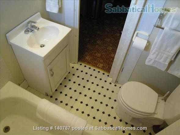 WALK TO HARVARD - One Bedroom with Study, in-unit laundry, heat & all utils Home Rental in Cambridge 9