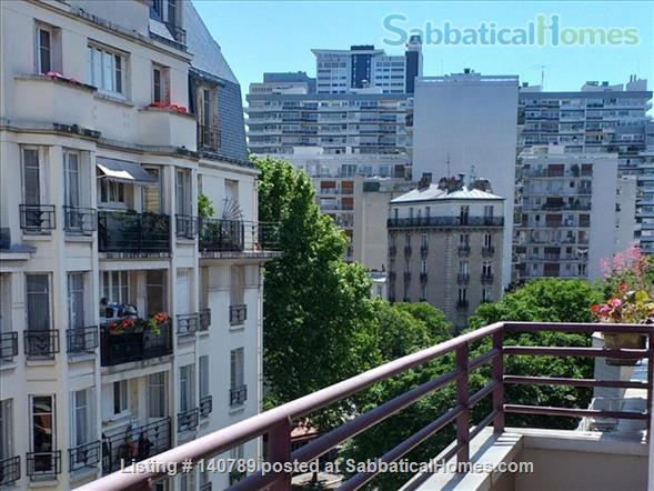 Quiet and sunny 3 BR apt, Pasteur-Montparnasse-UNESCO, near universities Home Rental in Paris, IDF, France 5