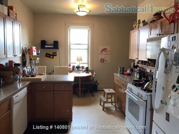 Bright Spacious Beautiful Greystone Apartment (2 bedroom + 2 office) Home Rental in Chicago, Illinois, United States 5