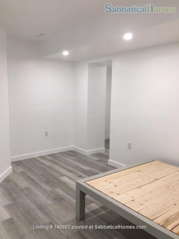 BRAND NEW, BRIGHT, CENTRAL KINGSTON, CLOSE TO QUEEN'S W.CAMPUS AND SLC,  Home Rental in Kingston, Ontario, Canada 6
