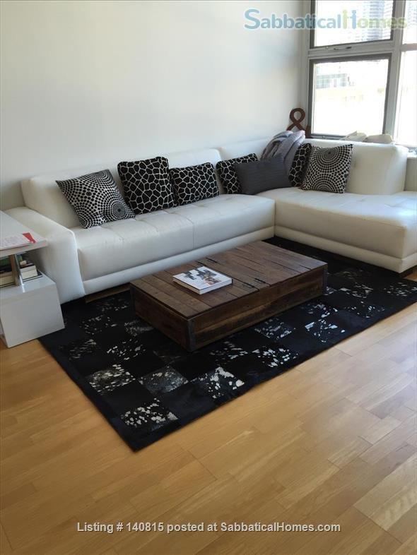 Gorgeous Sun-filled 1BR Hard Loft in the Heart of Downtown Toronto  Home Rental in Toronto, Ontario, Canada 0