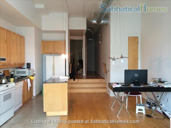 Gorgeous Sun-filled 1BR Hard Loft in the Heart of Downtown Toronto  Home Rental in Toronto, Ontario, Canada 2