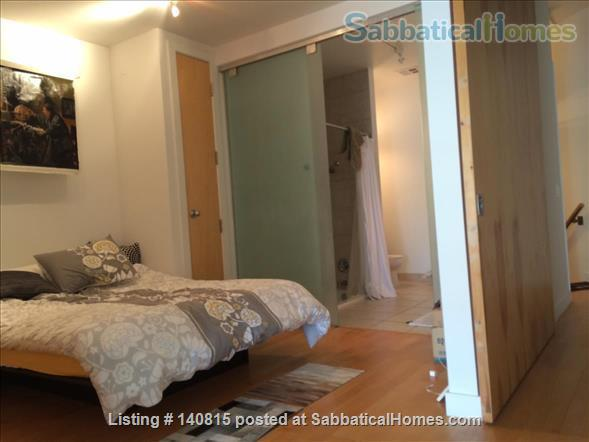 Gorgeous Sun-filled 1BR Hard Loft in the Heart of Downtown Toronto  Home Rental in Toronto, Ontario, Canada 4