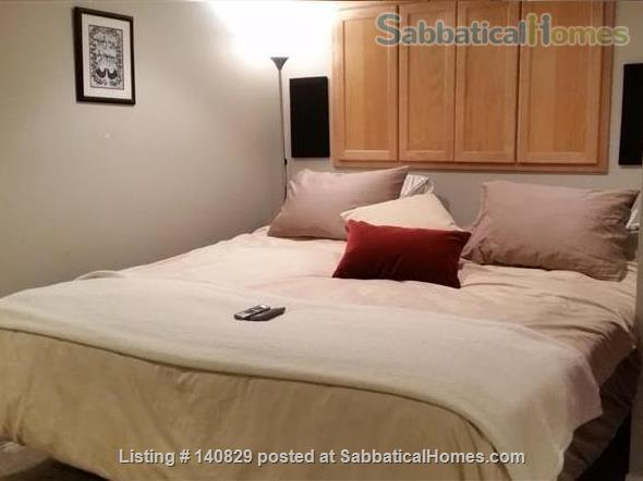 Beautiful 2-bedroom home with office in Salt Lake City - Comes with 2 cats! Home Rental in Salt Lake City, Utah, United States 3