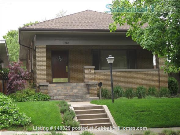 Beautiful 2-bedroom home with office in Salt Lake City - Comes with 2 cats! Home Rental in Salt Lake City, Utah, United States 7