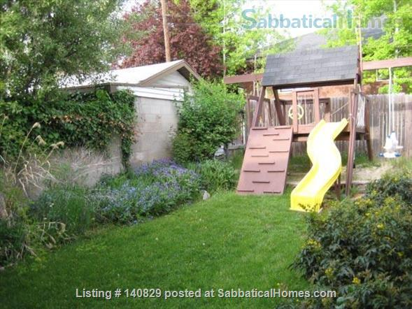 Beautiful 2-bedroom home with office in Salt Lake City - Comes with 2 cats! Home Rental in Salt Lake City, Utah, United States 8