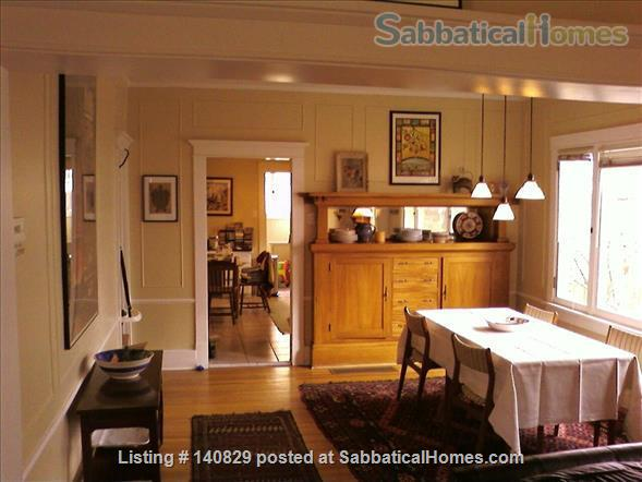 Beautiful 2-bedroom home with office in Salt Lake City - Comes with 2 cats! Home Rental in Salt Lake City, Utah, United States 0
