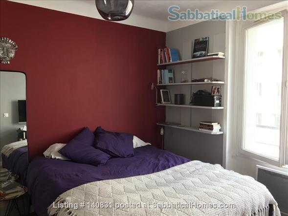 Comfortable 1-bd Apt in Caen, Normandy Home Rental in Caen, Normandie, France 4