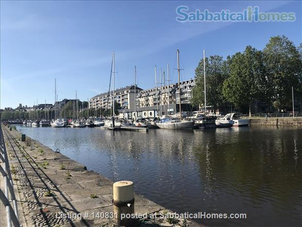 Comfortable 1-bd Apt in Caen, Normandy Home Rental in Caen, Normandie, France 7