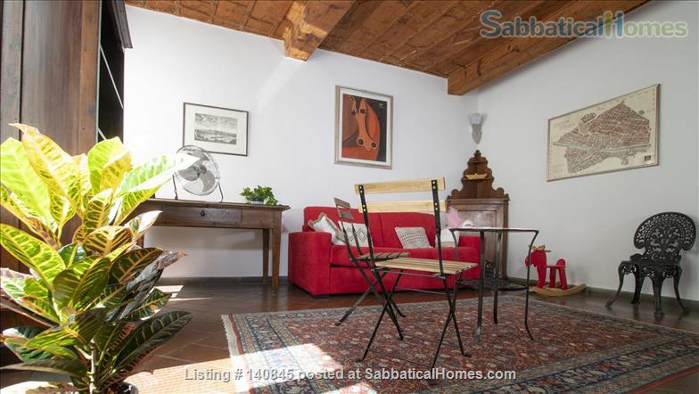 Bright and spacious apartment in Santa Croce Home Rental in Florence, Toscana, Italy 1