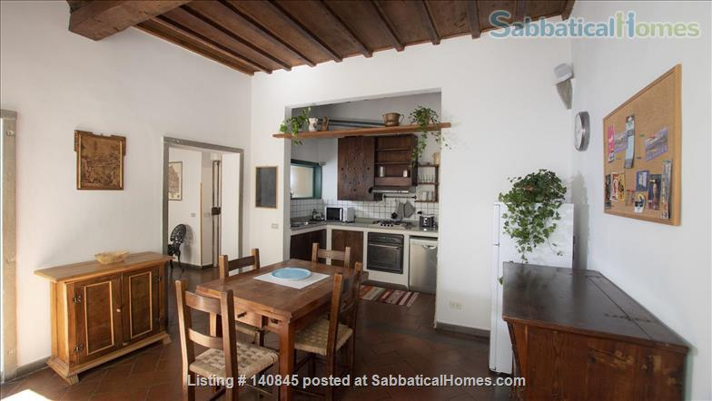 Bright and spacious apartment in Santa Croce Home Rental in Florence, Toscana, Italy 2