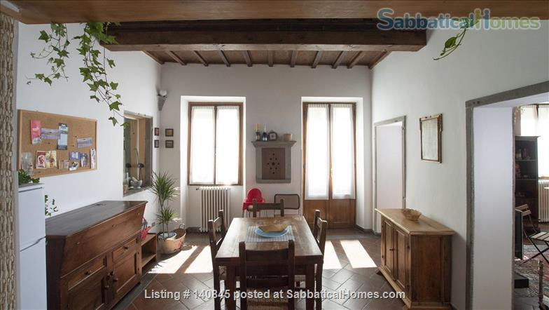Bright and spacious apartment in Santa Croce Home Rental in Florence, Toscana, Italy 3