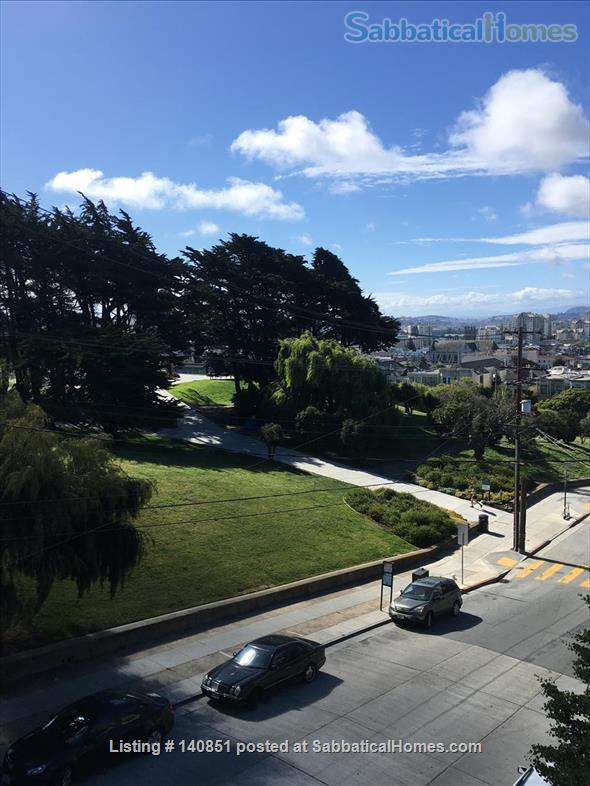Pacific Heights Condo Home Rental in San Francisco, California, United States 2