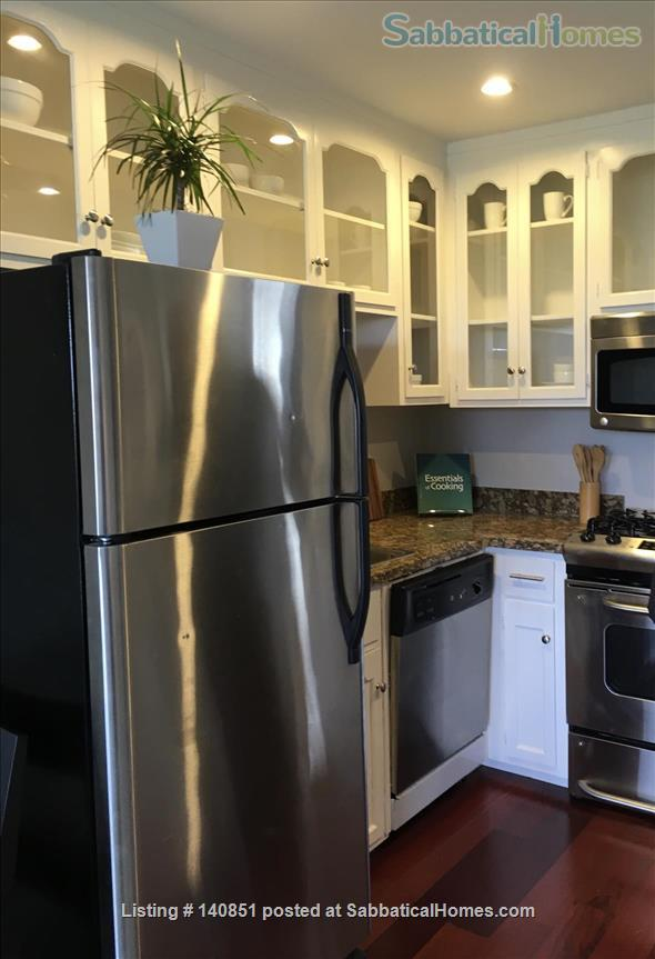 Pacific Heights Condo Home Rental in San Francisco, California, United States 3