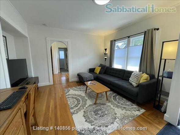 Quiet & Well Stocked Garden Flat, Great Location Home Exchange in Oakland 3 - thumbnail