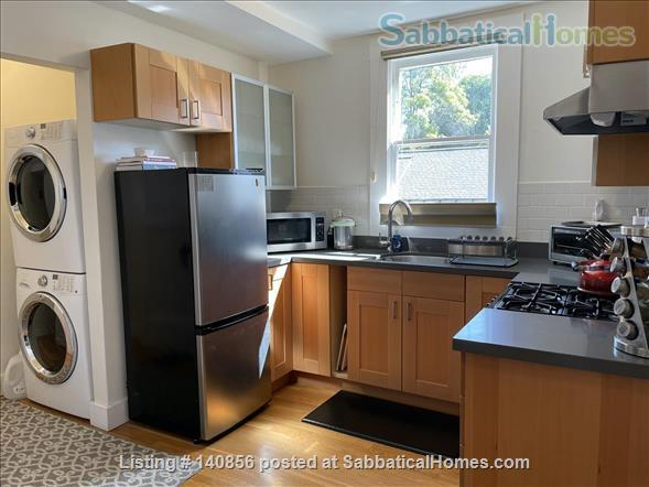 Quiet & Well Stocked Garden Flat, Great Location Home Exchange in Oakland 5