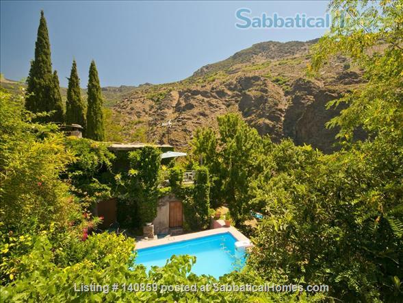 Live in paradise. Rural house in Pampaneira, Alpujarras,   (Granada) Home Rental in Pampaneira, AL, Spain 1