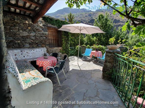 Live in paradise. Rural house in Pampaneira, Alpujarras,   (Granada) Home Rental in Pampaneira, AL, Spain 3