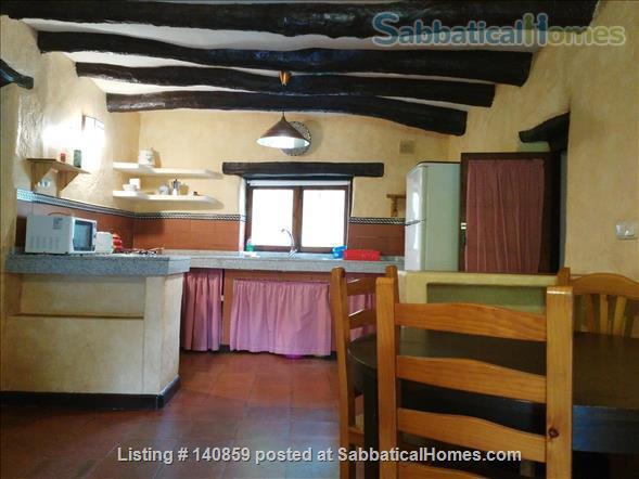 Live in paradise. Rural house in Pampaneira, Alpujarras,   (Granada) Home Rental in Pampaneira, AL, Spain 5