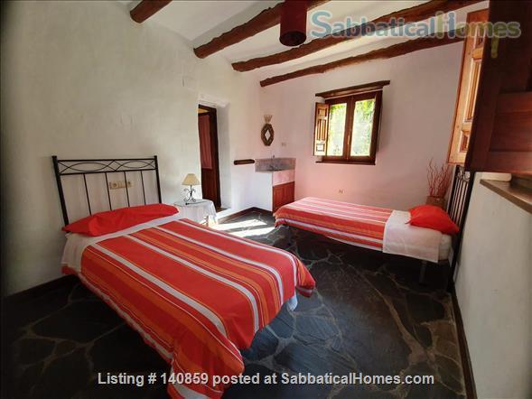 Live in paradise. Rural house in Pampaneira, Alpujarras,   (Granada) Home Rental in Pampaneira, AL, Spain 6