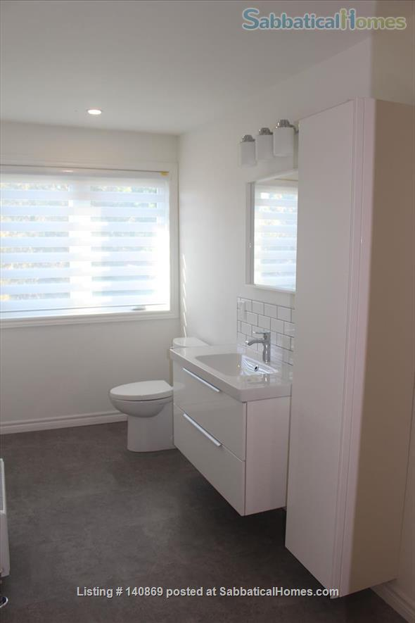 DOWNTOWN BRAND NEW Centre St.  3Bed 2Bath 2ndFloor All-Incl Furnished Upscale Suite in Premier Downtown Kingston Queen's Hospital Lake neighborhood Home Rental in Kingston, Ontario, Canada 3