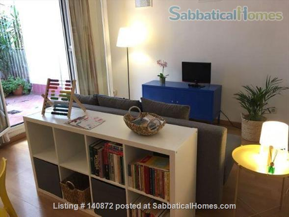 Cozy Apartment in the heart of Barcelona, close to Parc Ciutadella and University Pompeu Fabra Home Rental in Barcelona, CT, Spain 0