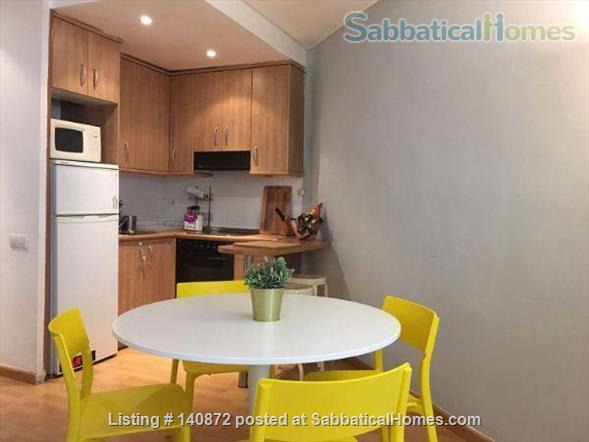 Cozy Apartment in the heart of Barcelona, close to Parc Ciutadella and University Pompeu Fabra Home Rental in Barcelona, CT, Spain 2