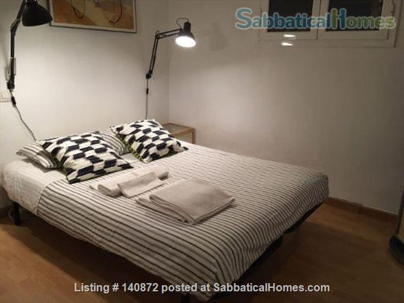 Cozy Apartment in the heart of Barcelona, close to Parc Ciutadella and University Pompeu Fabra Home Rental in Barcelona, CT, Spain 5
