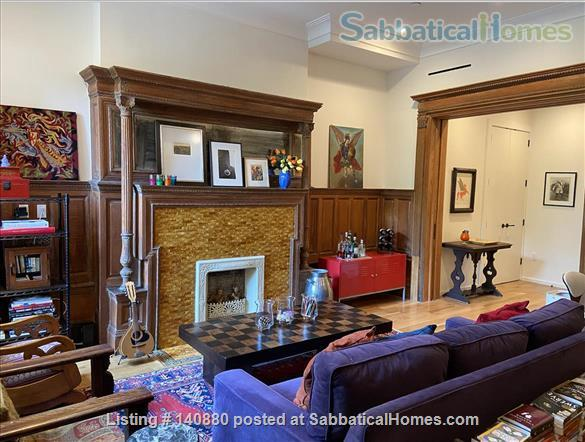 Cool and Cozy Harlem Brownstone Apartment Home Rental in New York, New York, United States 0