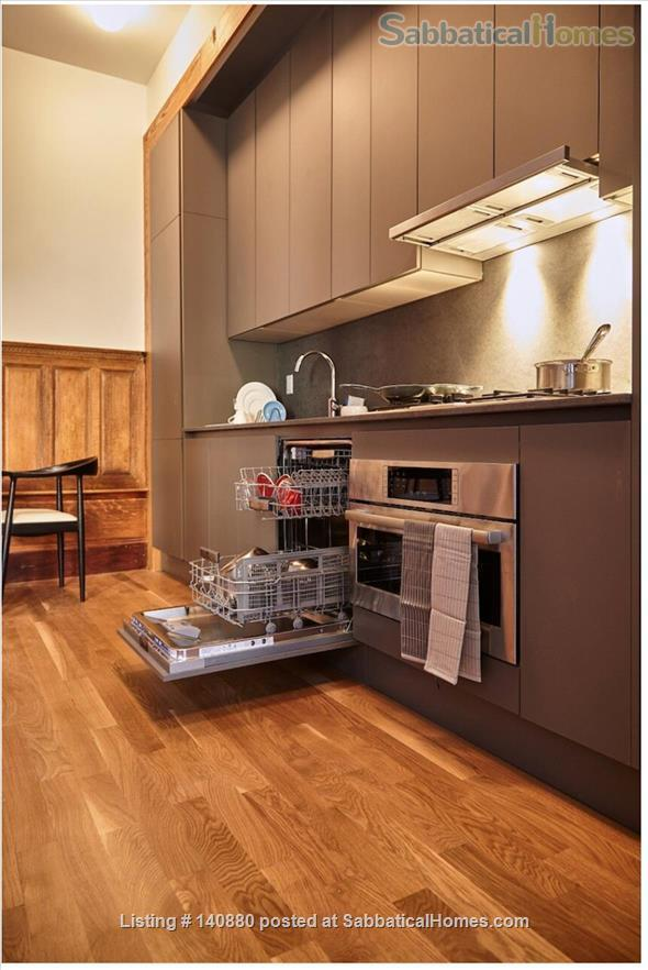 Cool and Cozy Harlem Brownstone Apartment Home Rental in New York, New York, United States 2