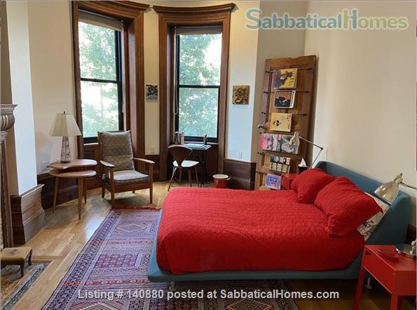Cool and Cozy Harlem Brownstone Apartment Home Rental in New York, New York, United States 4