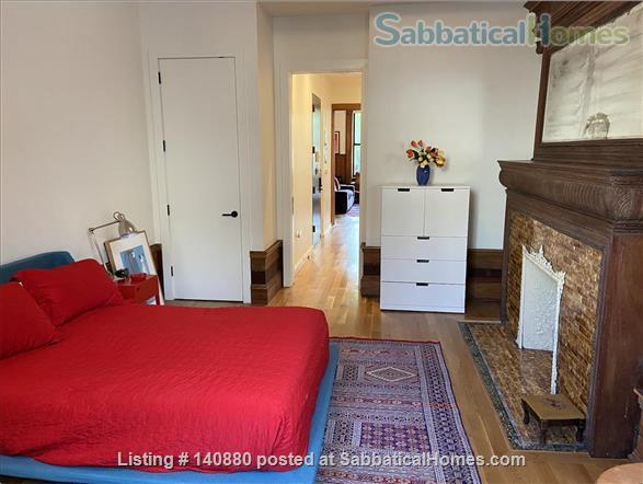 Cool and Cozy Harlem Brownstone Apartment Home Rental in New York, New York, United States 5