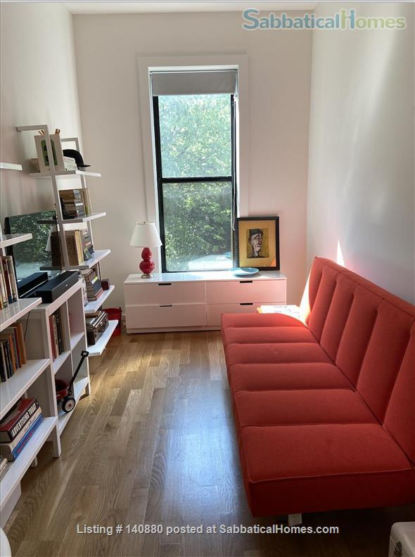 Cool and Cozy Harlem Brownstone Apartment Home Rental in New York, New York, United States 6