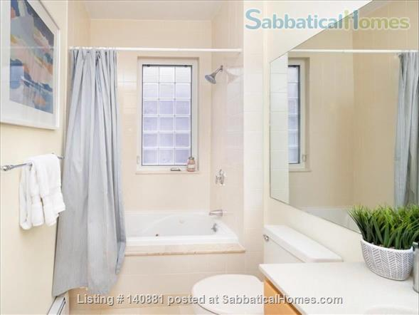 2B2B Furnished Apartment, Beautiful Inner Decor, near Harvard, MIT, BU and NEU, Utilities Included! Home Rental in Cambridge, Massachusetts, United States 2