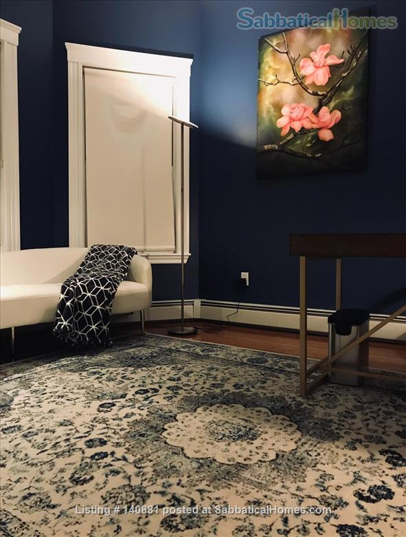 2B2B Furnished Apartment, Beautiful Inner Decor, near Harvard, MIT, BU and NEU, Utilities Included! Home Rental in Cambridge, Massachusetts, United States 6