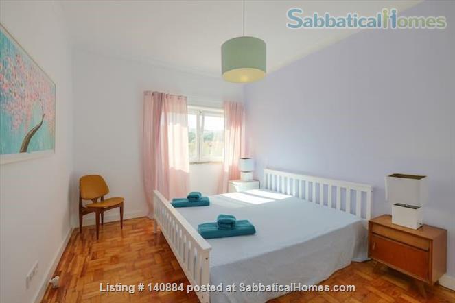 Great retreat in the heart of Setubal -- 4 beds/ 2 baths  Home Rental in Setúbal, Setúbal, Portugal 1