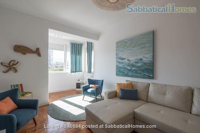 Great retreat in the heart of Setubal -- 4 beds/ 2 baths  Home Rental in Setúbal, Setúbal, Portugal 0