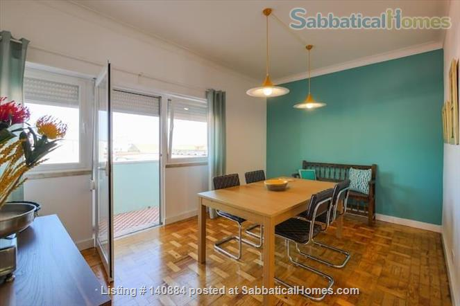 Great retreat in the heart of Setubal -- 4 beds/ 2 baths  Home Rental in Setúbal, Setúbal, Portugal 2
