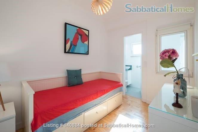 Great retreat in the heart of Setubal -- 4 beds/ 2 baths  Home Rental in Setúbal, Setúbal, Portugal 7