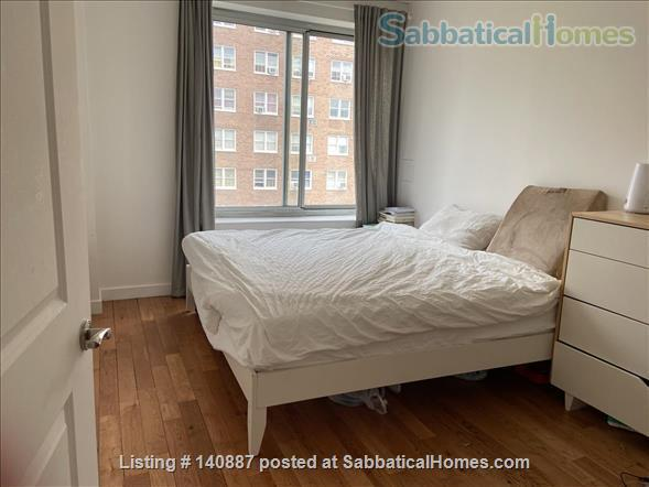 Sunny top floor 2BR in Harlem Home Rental in New York, New York, United States 0