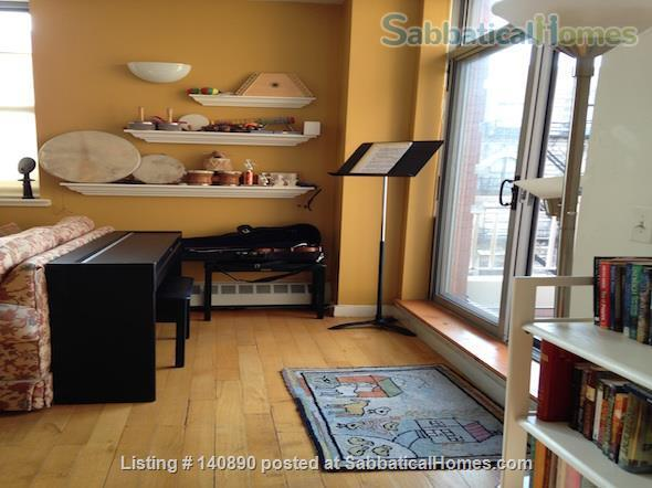 Apartment Share near Columbia Univ (with private bathroom) Home Rental in New York, New York, United States 6