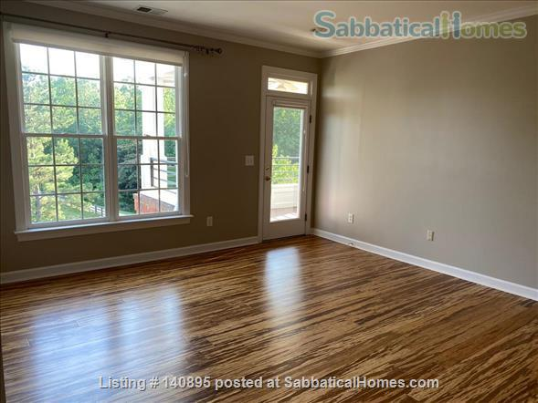 Condo in Southern Village, Chapel Hill Home Rental in Chapel Hill, North Carolina, United States 1